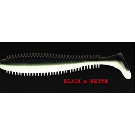 FOX RAGE SPIKEY 12CM BLACK N WHITE PRZYNĘTA GUMOWA